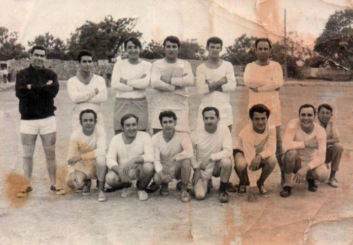 EQUIPO DE FUTBOL - 1962