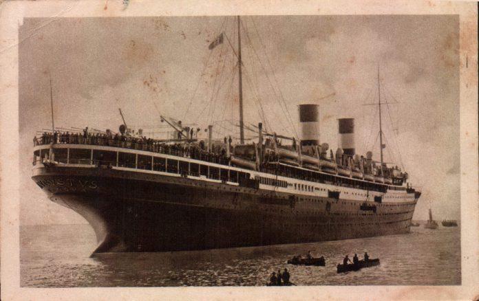 BARCO ITALIANO - 1920