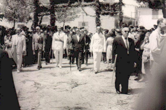 TRIBUNAL SANTO CRISTO - 1960