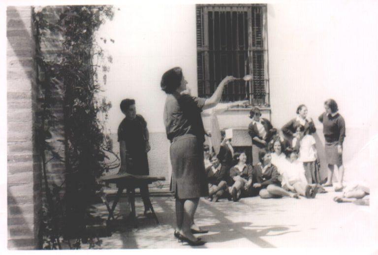 Escuela Masnou (Barcelona) – 1975