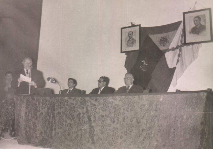 TEATRO DE ALCUDIA - DIPLOMES FINAL DE CURS - 1975