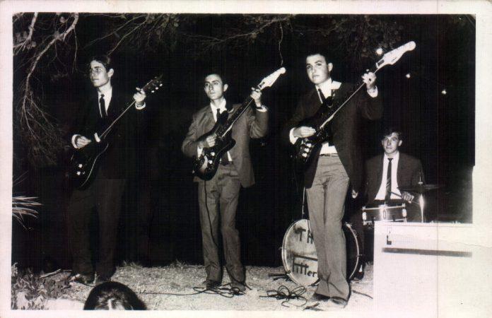 CONCIERTO DE UN GRUPO AMATEUR - 1965