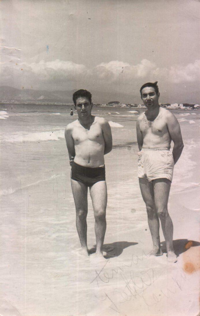 LA PLAYA - 1957