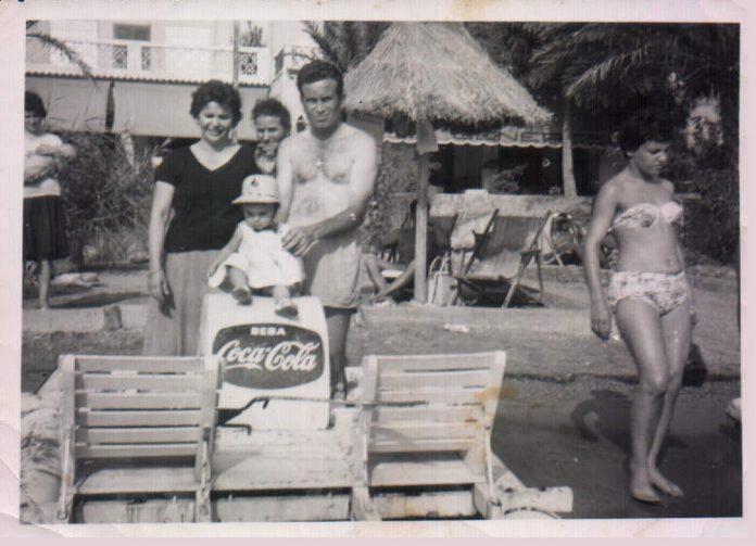 PRIMER BAÑO - 1961