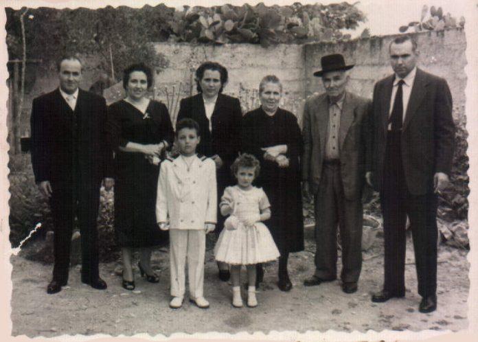 PRIMERA COMUNIO - 1955