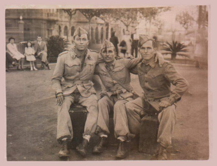 SOLDATS - 1935