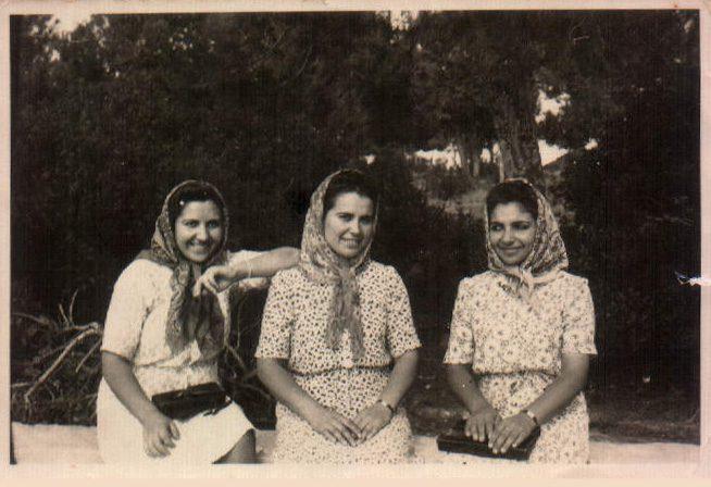AMIGAS - 1938