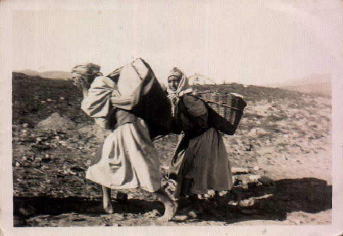 Trabajadoras del campo – 1927