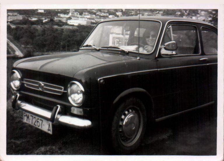 Coche antiguo – 1965