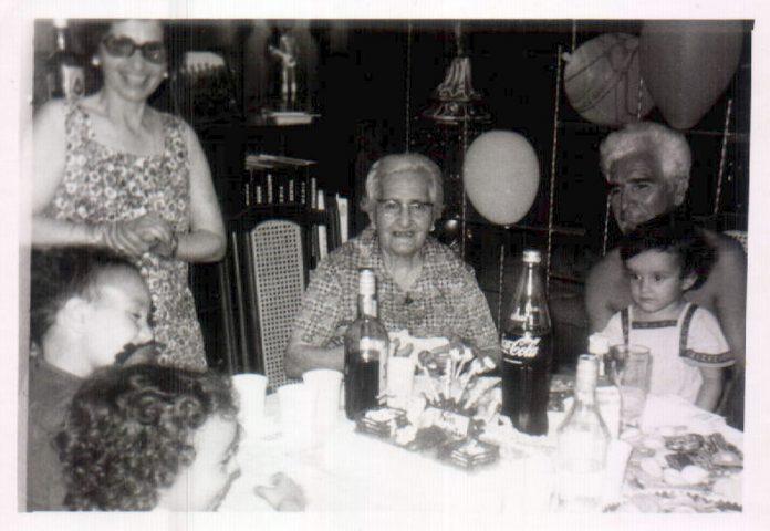 REUNION FAMILIAR - 1958