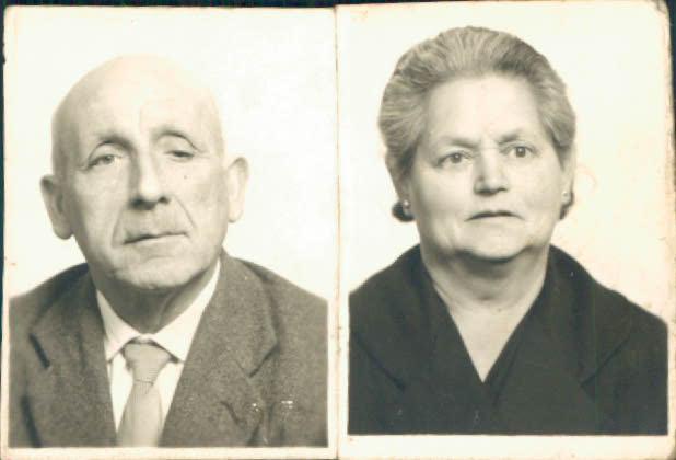 PADRE Y MADRE - 1958