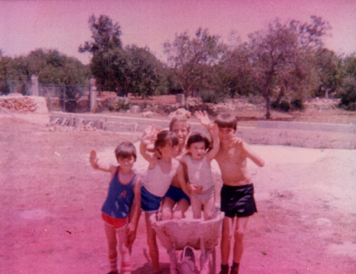 FOTO HERMANOS - 1978