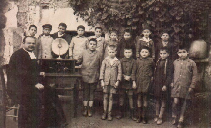 GRUP ESCOLAR FRARES DE LA SALLE ANDRATX - 1920