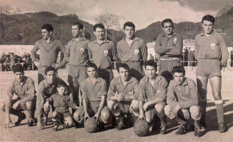 Grup esportiu Andratx – 1958