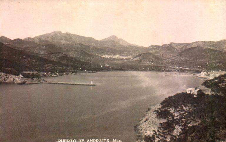 Puerto de Andratx – 1900