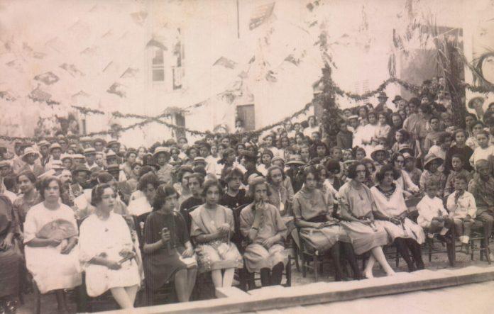 GRUPO BAILE FIESTAS ANDRATX - 1920