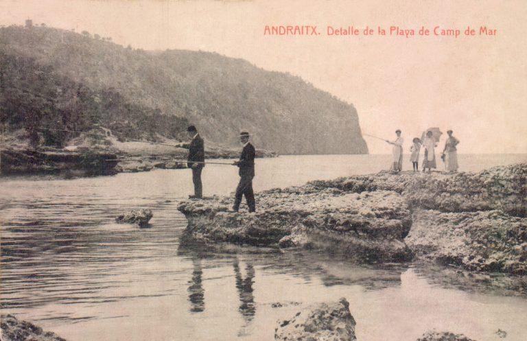 Camp de Mar – 1926