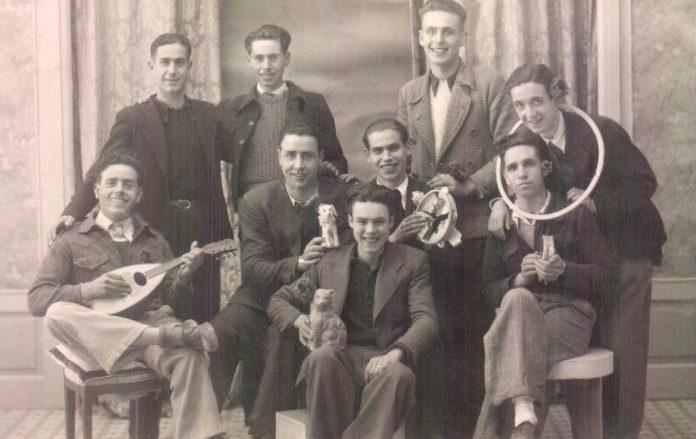 GRUP JOVES - 1940