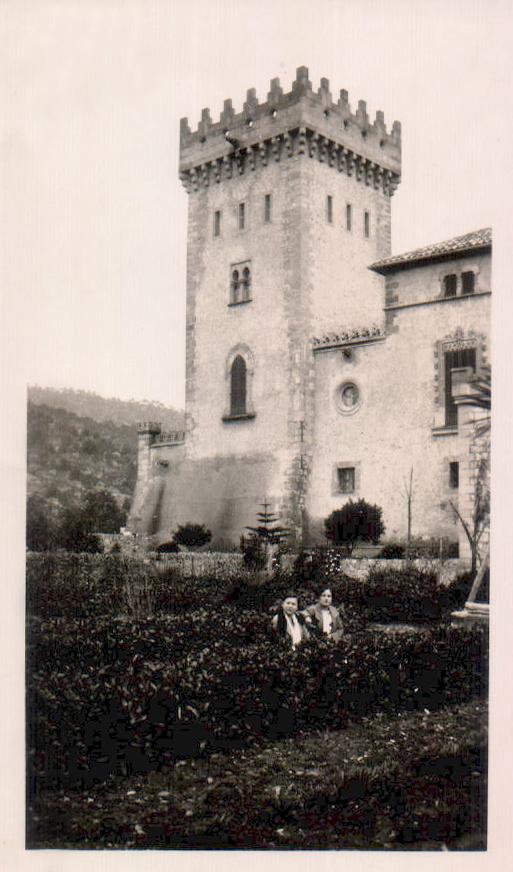 CASTELL SON MAS (ACTUAL AYUNTAMIENTO) - 1930