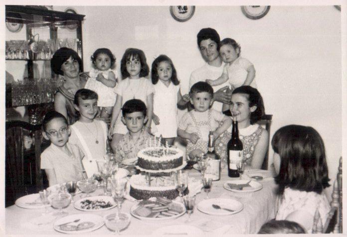 CUMPLEAÑOS AÑOS 70 - 1970