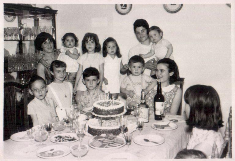 Cumpleaños años 70