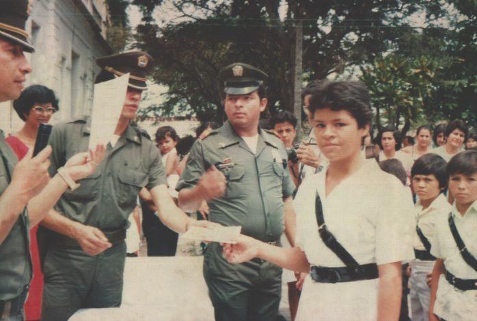 PATRULLEROS ESCOLARES - 1982