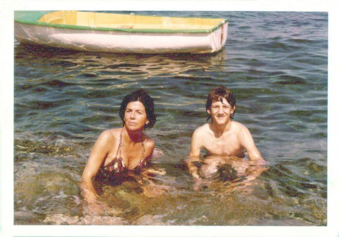 TIA Y SOBRINO - 1974