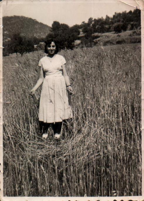 MI MADRE - 1955