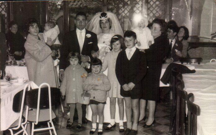 BODA TIA PAQUITA - 1964