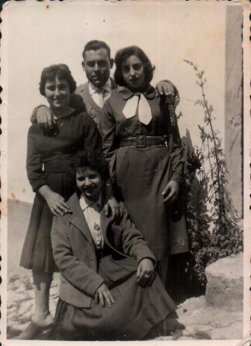 MI MADRE Y FAMILIA - 1953