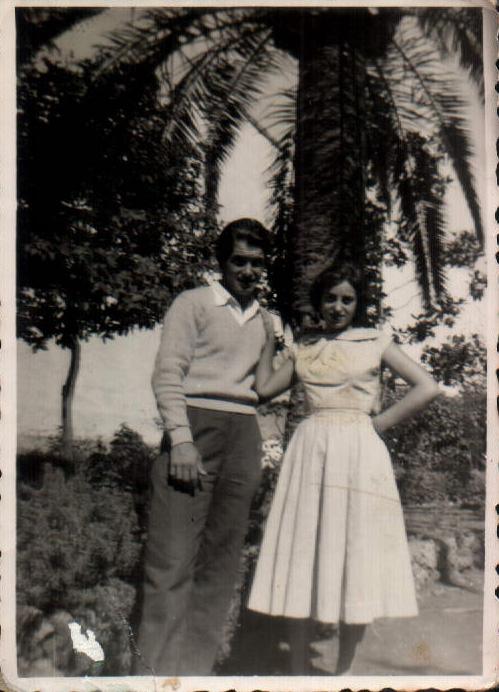 PAPA Y MAMA - 1957