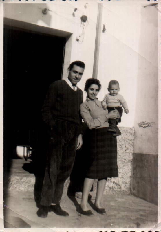MI TIO, MI MADRE Y MI HERMANO - 1960