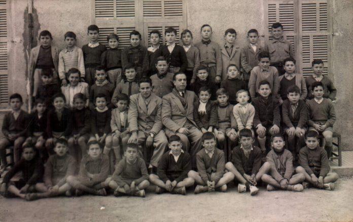 RECUERDO DEL COLEGIO - 1947