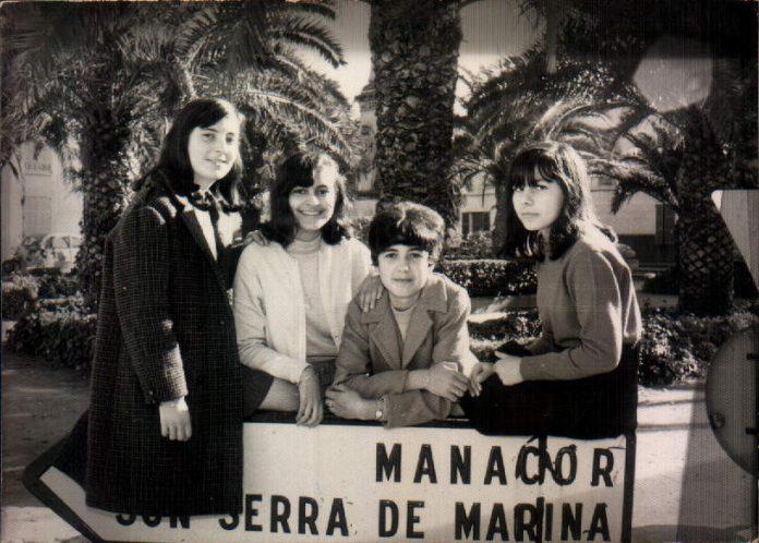 REUNION SON SERRA - 1955