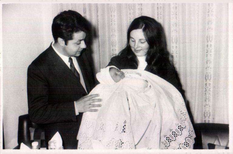 Bautizo – 1971