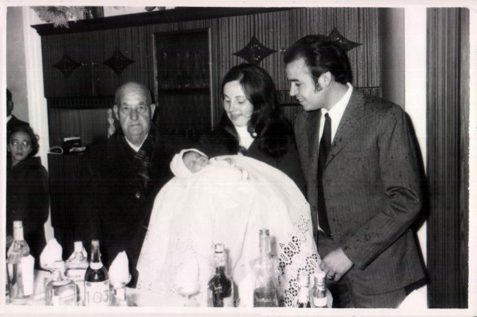BAUTIZO - 1971