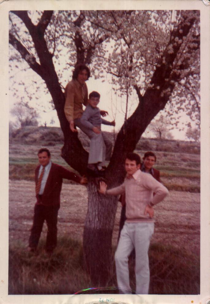 CON LOS AMIGOS - 1965