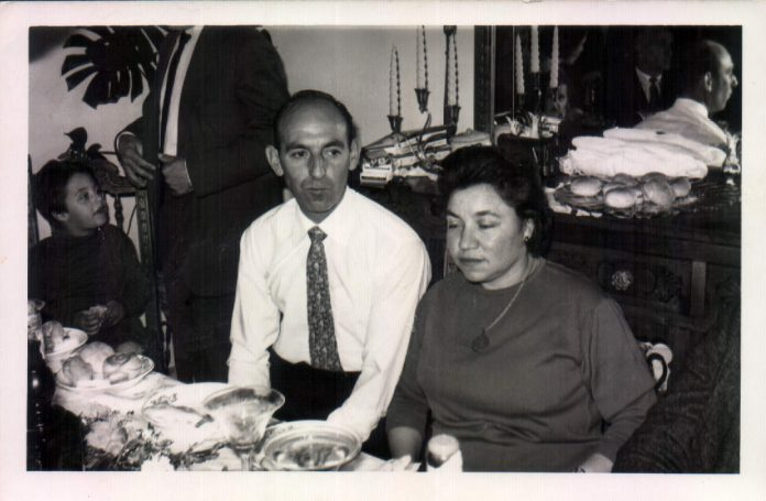 MIS SUEGROS - 1965