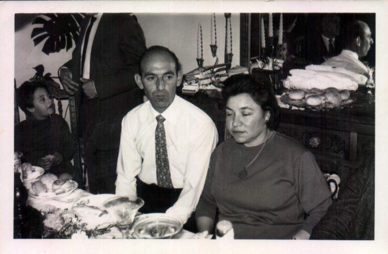 Mis suegros – 1965