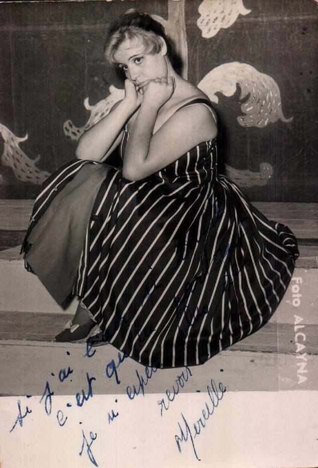 MUJER PENSANDO - 1970