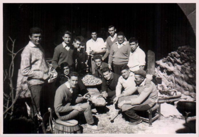 AMICS - 1954