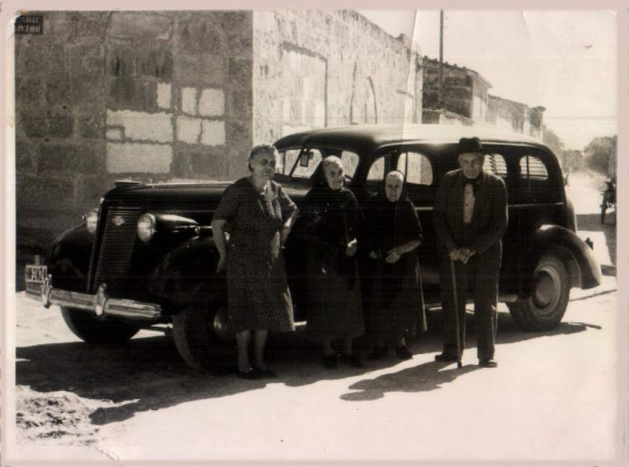 SERVEI PUBLIC (TAXI) - 1957