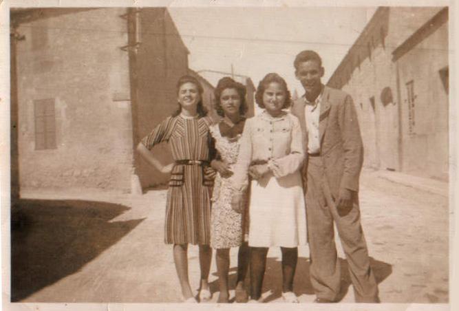 FESTEJADOR - 1950