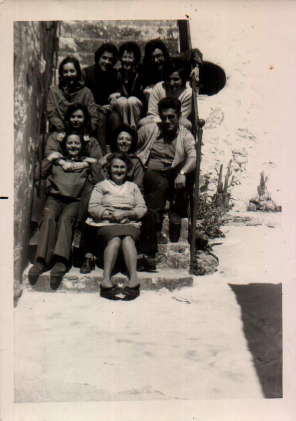 GRUP ESCOLTES ALARO - 1970