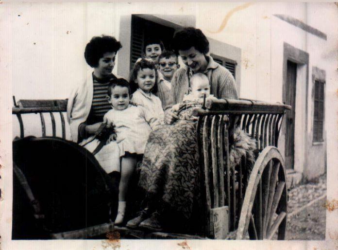 TRANSPORTE FAMILIAR - 1959
