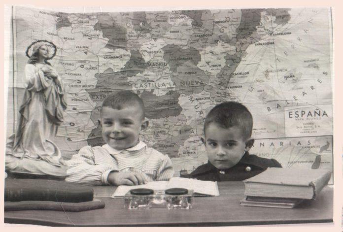 COLEGIO (SAN BARTOLOME) - 1959