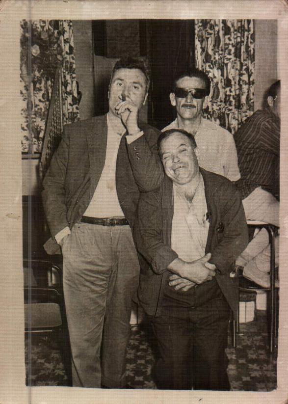 ACTOR MALLORQUIN - 1950