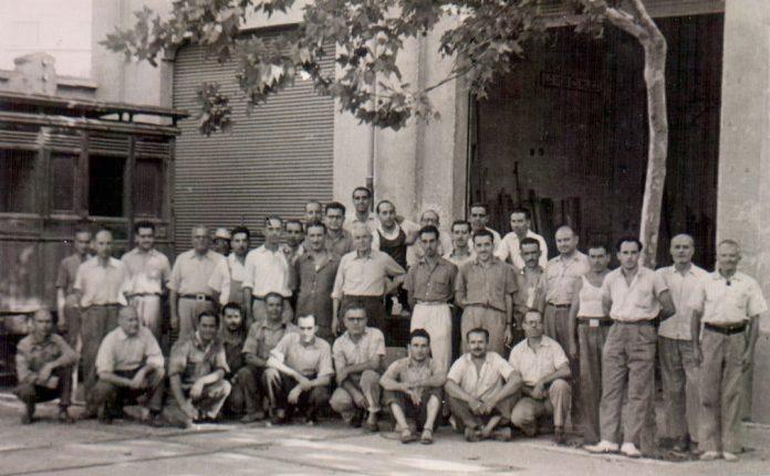 PARC DE SES ESTACIONS - 1953