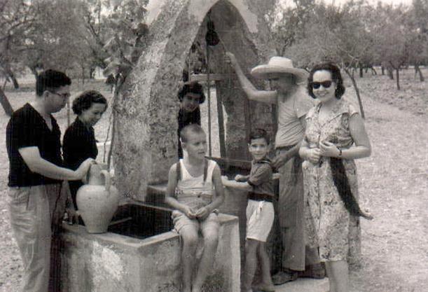 Día en el campo – 1951