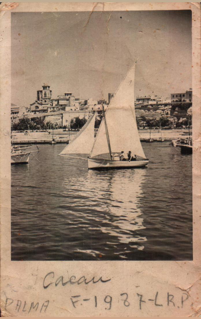 VELA LATINA - 1956
